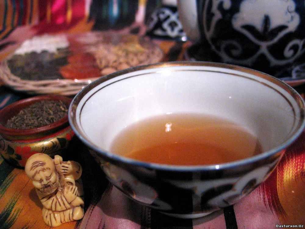 Узбекская кухня → chef.tm — лучшие рецепты