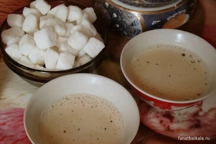Как заварить бурятский чай?  — нескучные домохозяйки