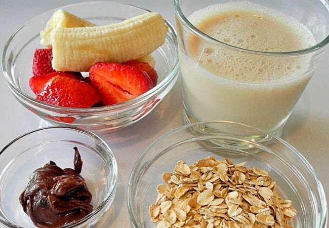 Смузи с овсянкой- вкусные рецепты для похудения