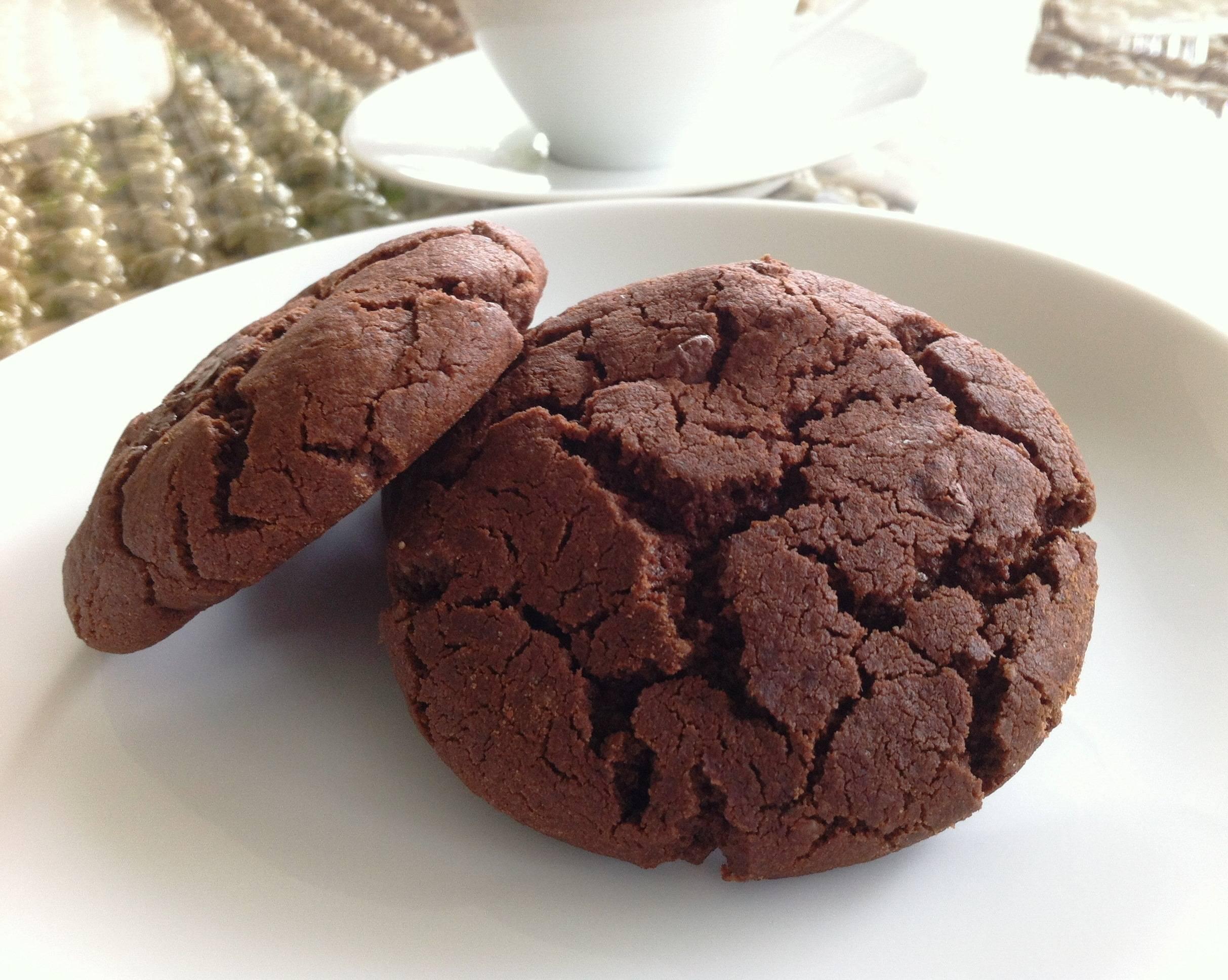 Такое разное шоколадное печенье
