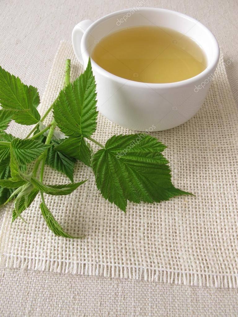 Чай из листьев малины – польза и вред, способы приготовления состава