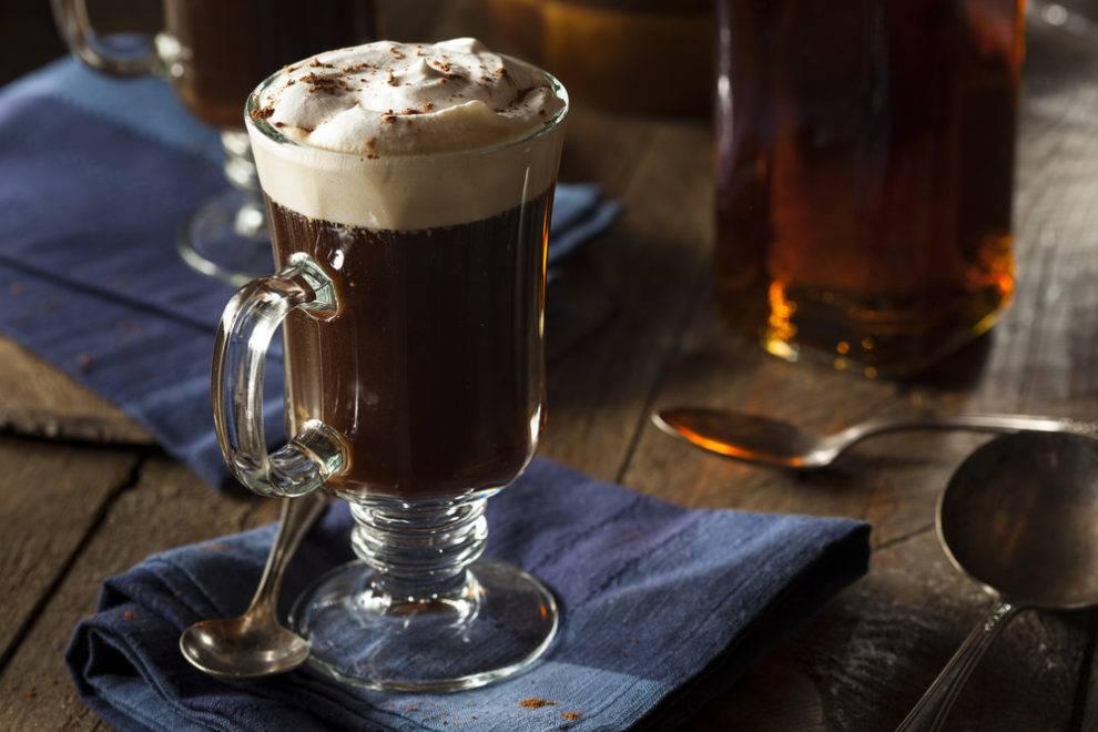 Кофе с ромом в домашних условиях. как правильно приготовить ром с кофе