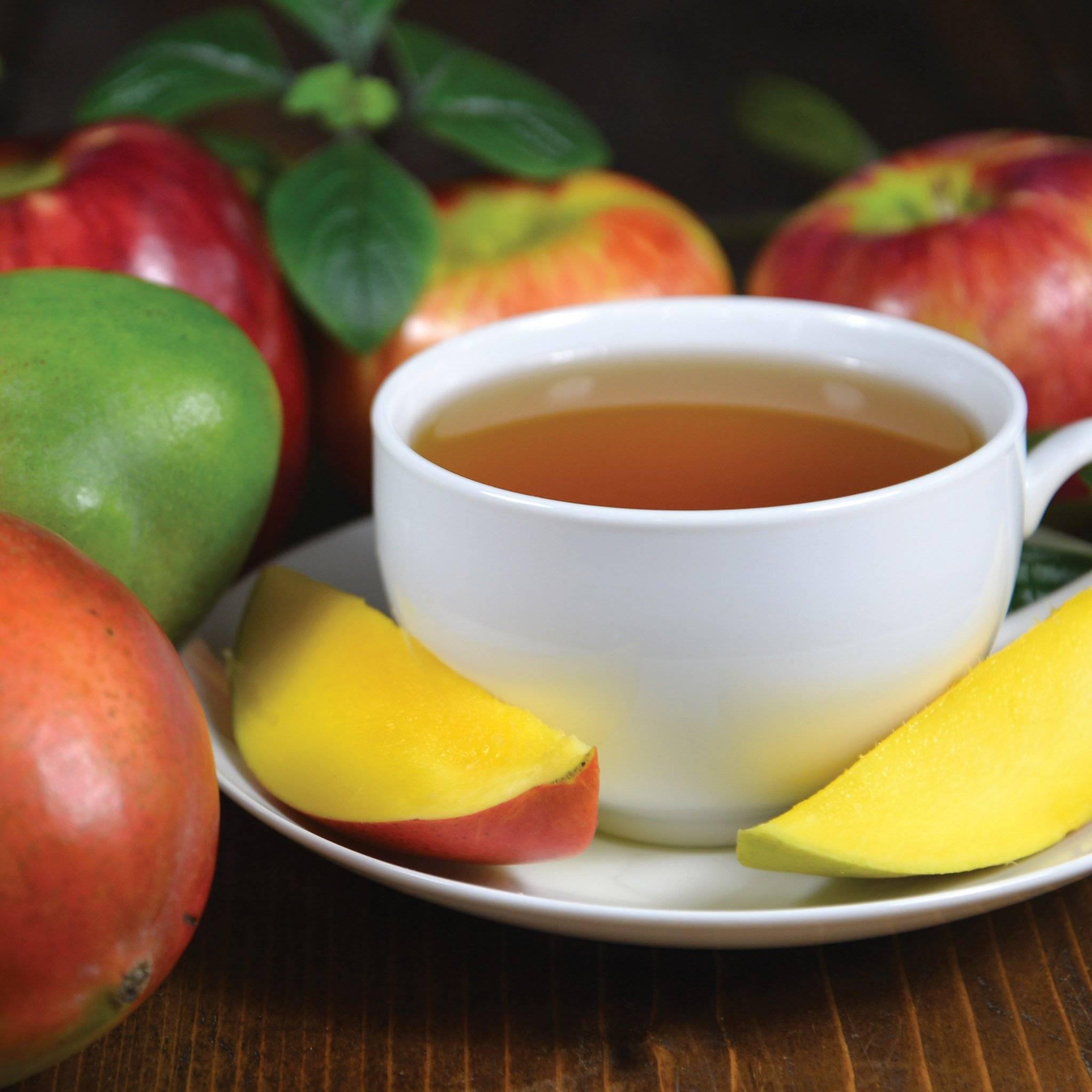 Чай с манго зеленый: рецепт и полезные свойства