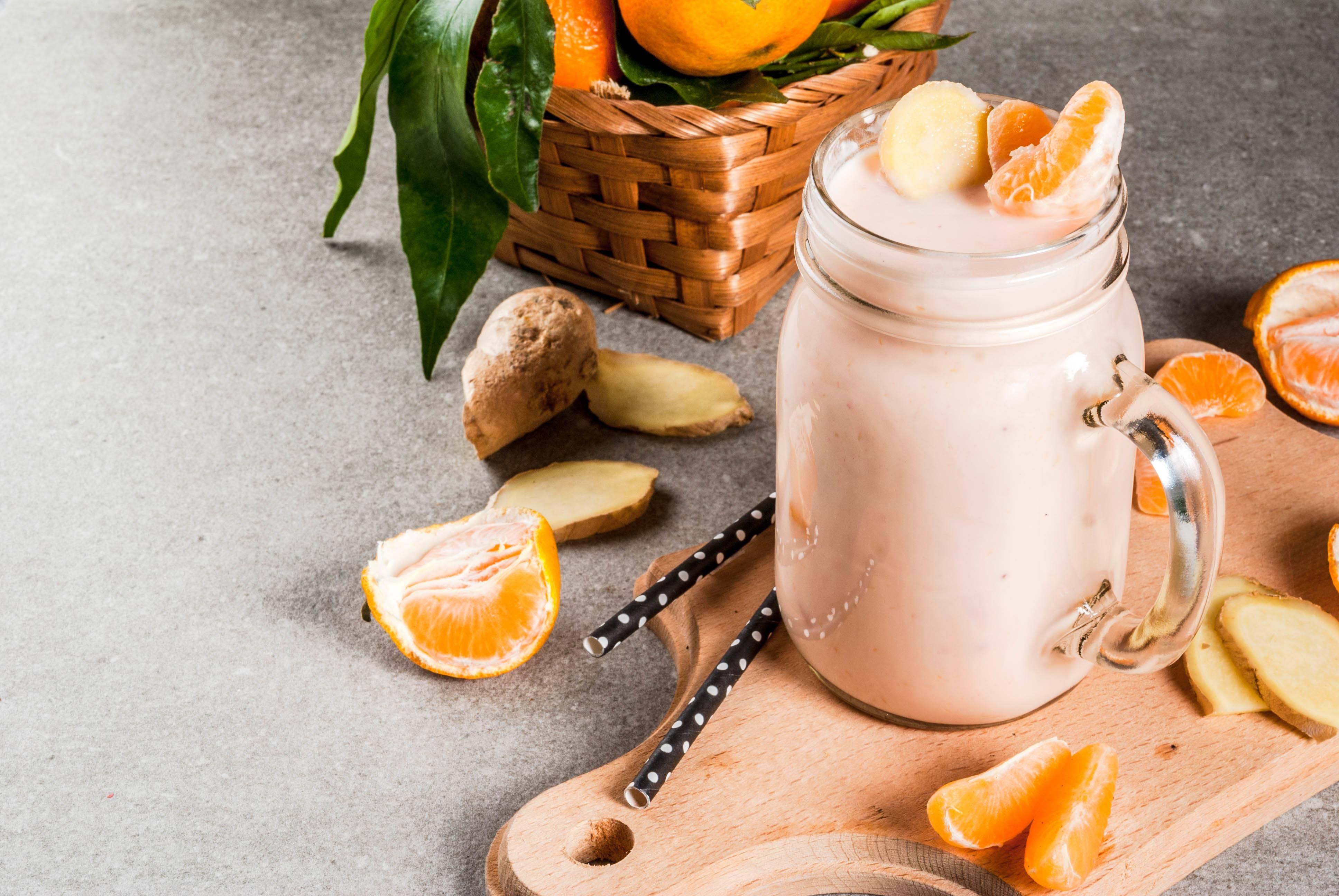Самые простые и вкусные смузи с манго, топ-6 рецептов