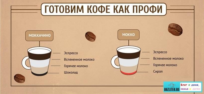 Азбука кофе. как готовить разные рецепты кофе / журнал житомира