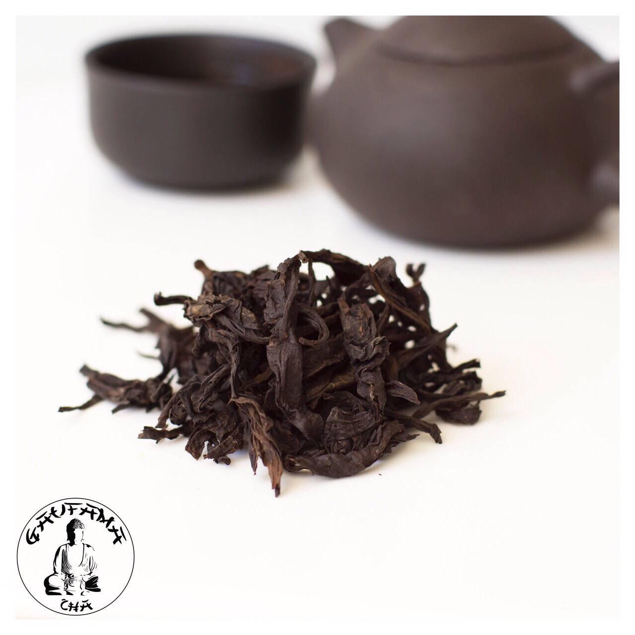 Чай да хун пао – большой красный халат