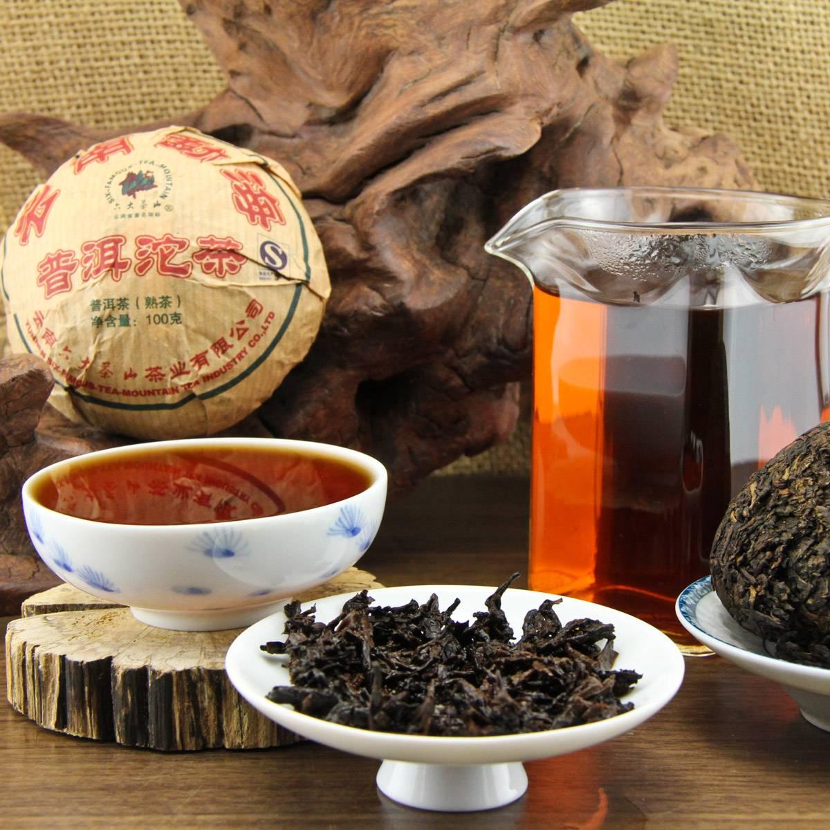 Наиболее популярные сорта чая пуэр на 2021 год