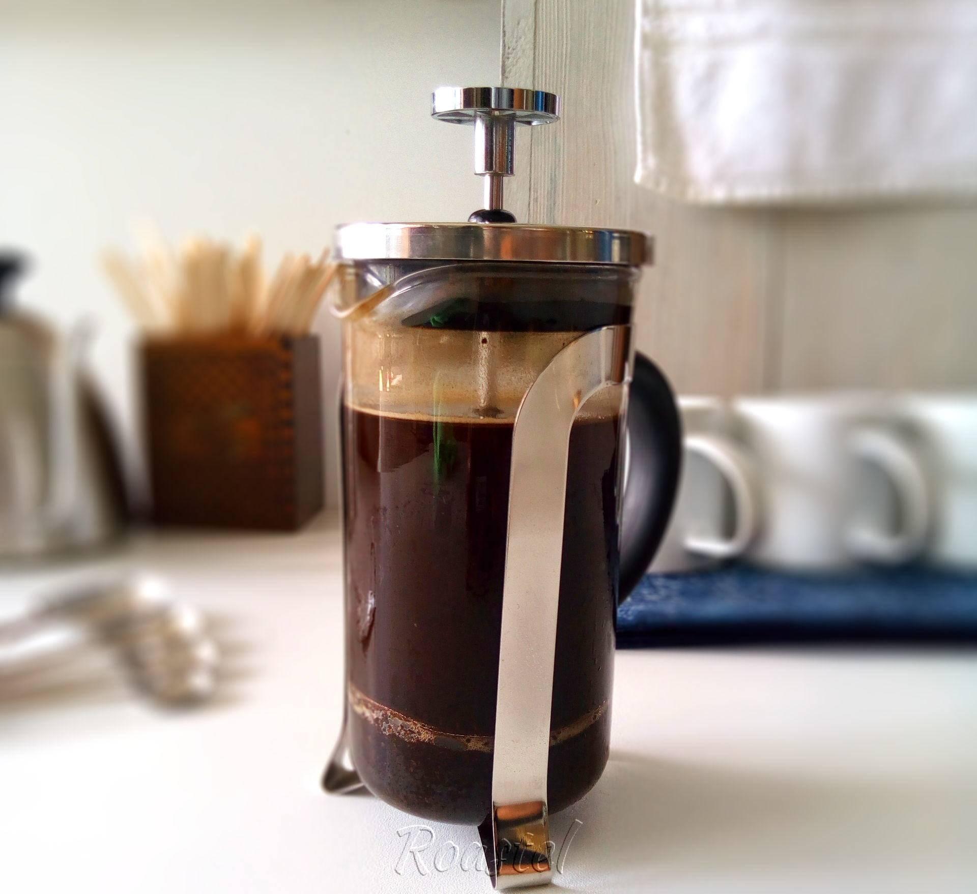 Кофе для френч-пресса, какой выбрать - kofelike