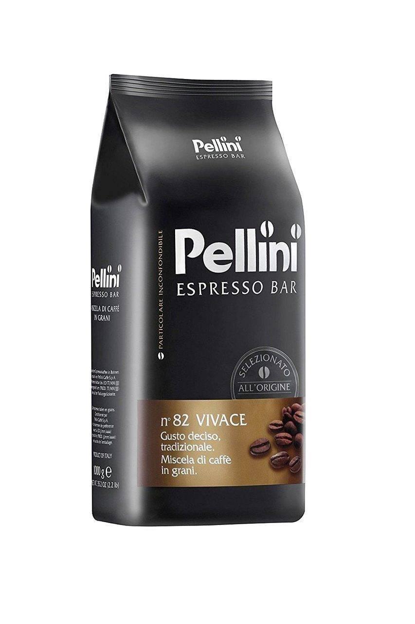 Описание кофе pellini