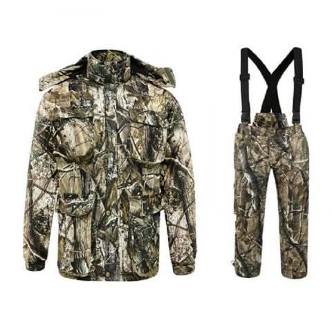 Зимняя одежда для охоты: характеристика, советы по выбору