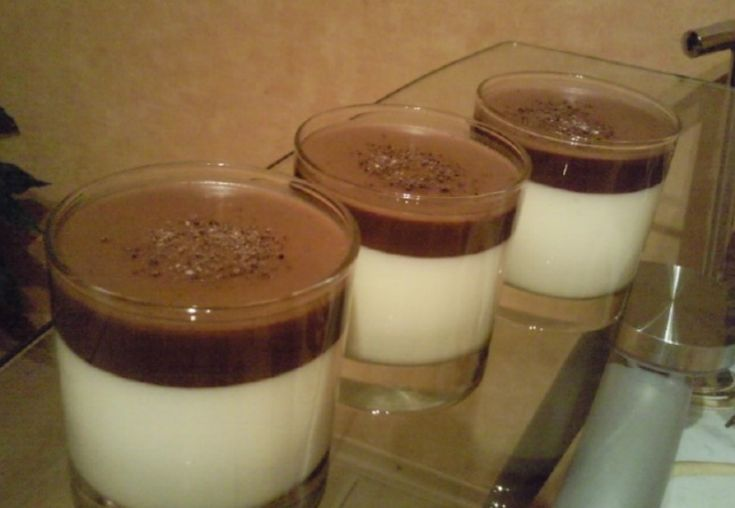 Молочное желе: рецепт вкусного десерта