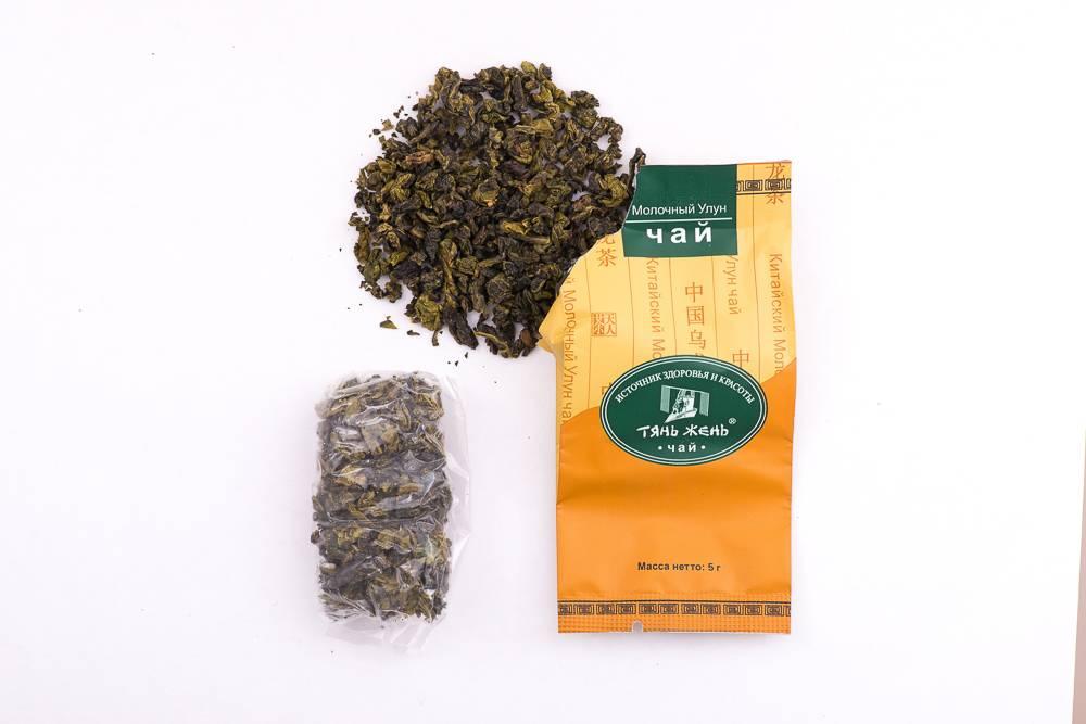 Чай улун (оолонг): свойства, способ заваривания