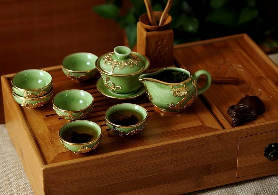 Как проводится китайская чайная церемония
