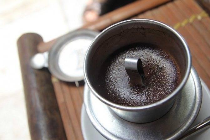 Кофе по-вьетнамски: заваривание в пресс-фильтре и рецепт со сгущенкой