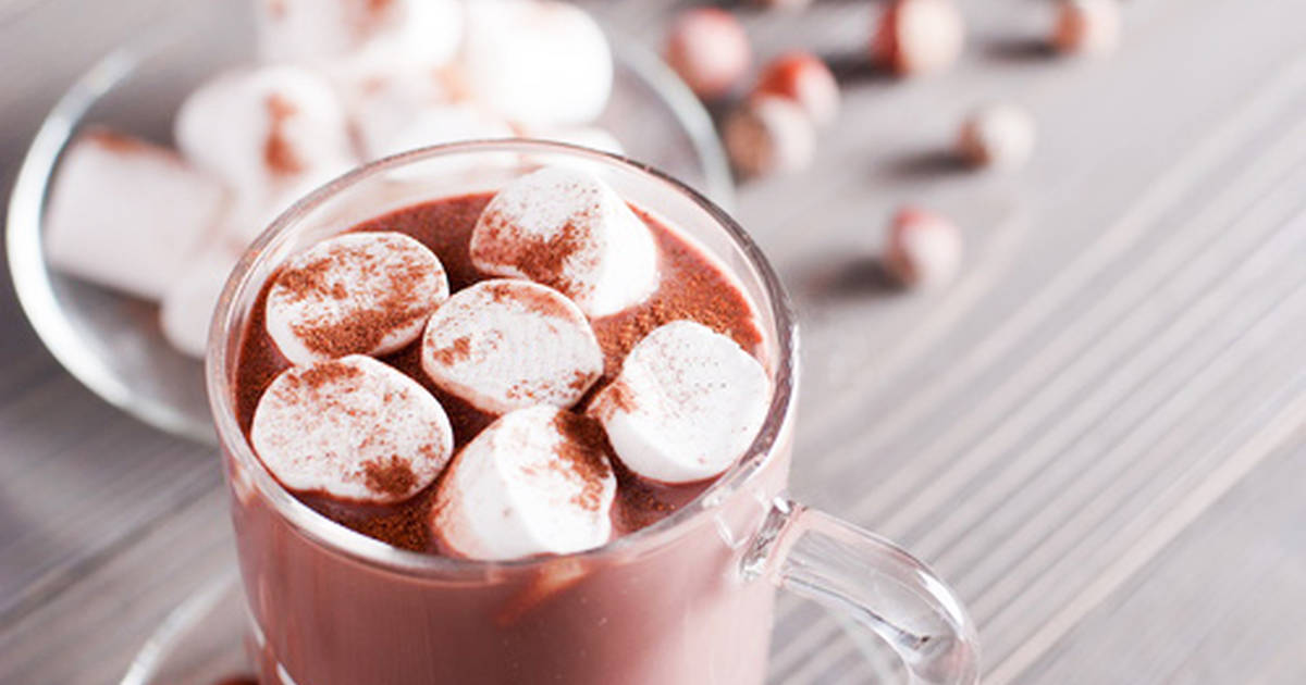 Простые рецепты какао с воздушным маршмеллоу