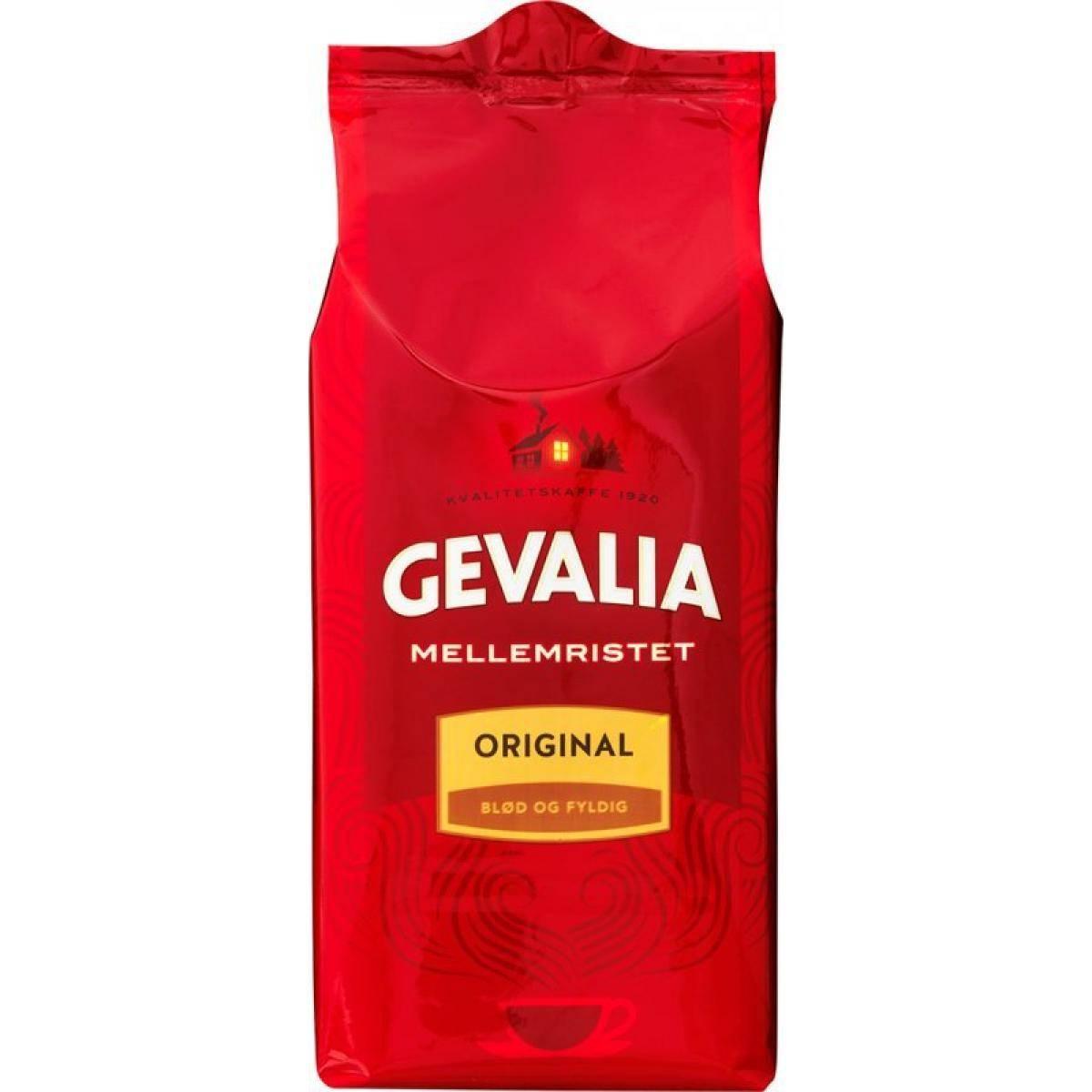 Кофе gevalia (гевалия) - бренд, ассортимент, цена