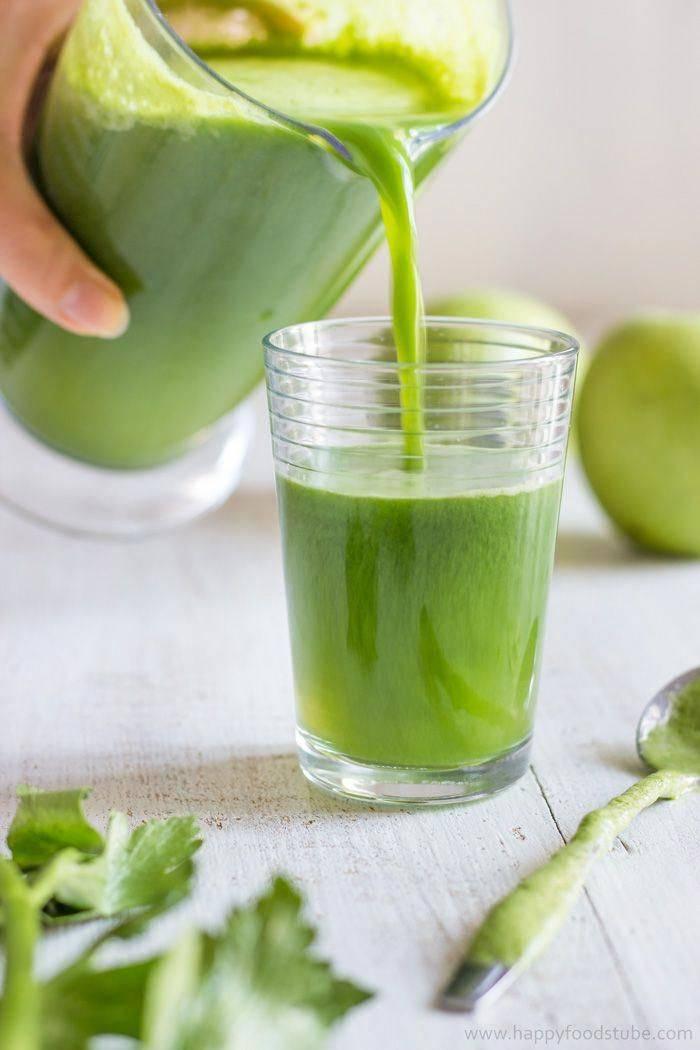 Топ-10 способов приготовить зеленый смузи. это вкусно и полезно!