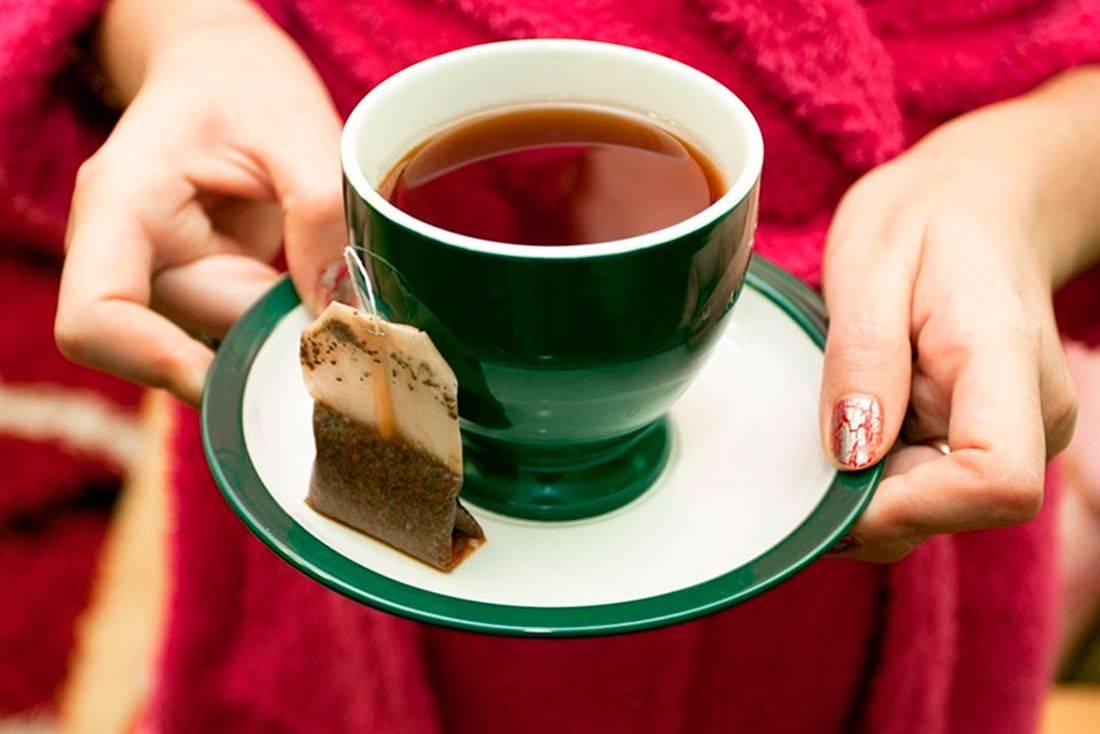 Как правильно заваривать зеленый чай в пакетиках? | мозаика жизни