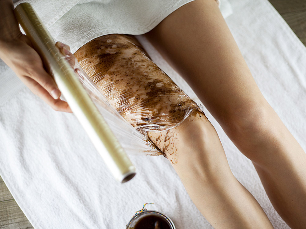 Кофейные обертывания от целлюлита, медово-кофейные обертывания для похудения в домашних условиях | roxelly