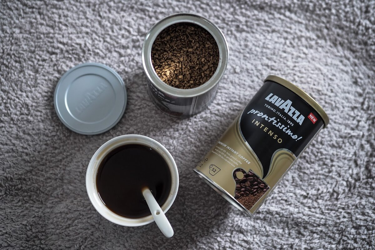Как производят основные виды растворимого кофе