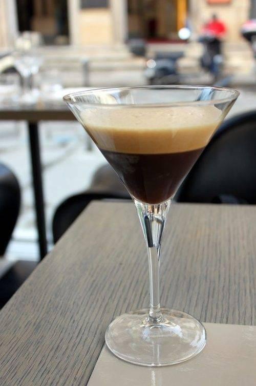 Шейкерато (Shakerato coffee) – кофе по-итальянски со льдом