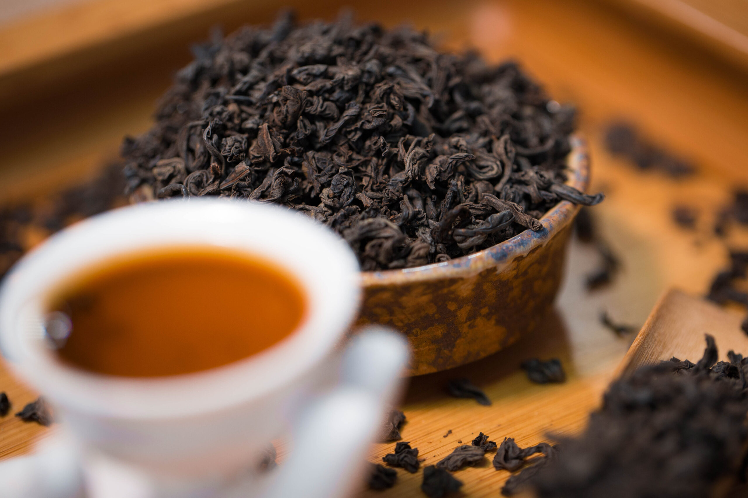 Байховый чай: польза и вред