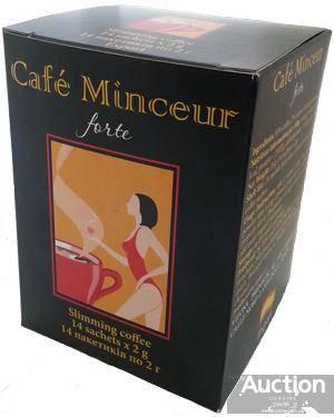Кофе минсер форте для похудения, состав, эффективность, обзор