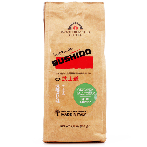 Купить кофе bushido (бушидо) в интернет-магазине. продажа, цена, опт, отзывы. москва, челябинск, спб, екатеринбург, россия. лавка кофе чая