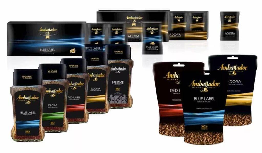 Кофе ambassador