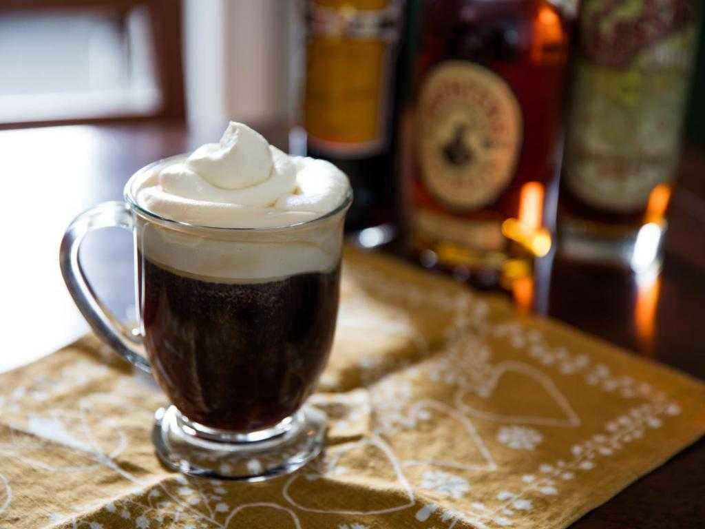 Айриш кофе по-ирландски