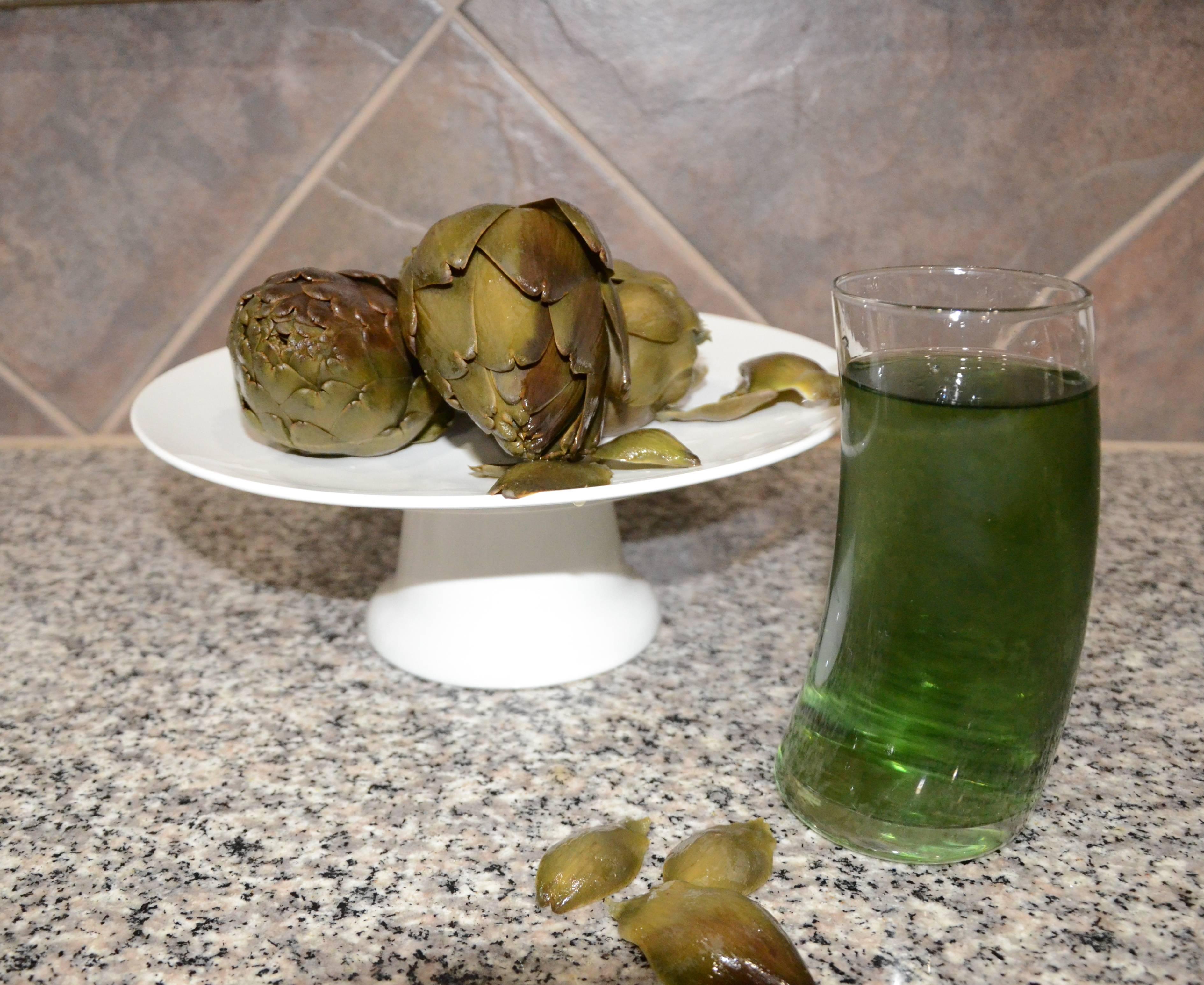 Лечебные свойства артишокового чая
