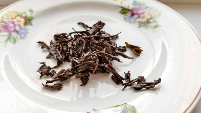 Лапсанг сушонг или о полезных свойствах охотничьего чая
