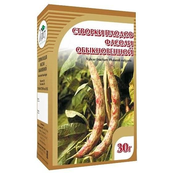 Створки фасоли: лечебное действие на организм, рецепты народной медицины