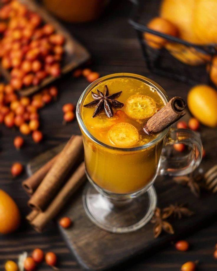 Облепиховый чай — вкусный и полезный напиток