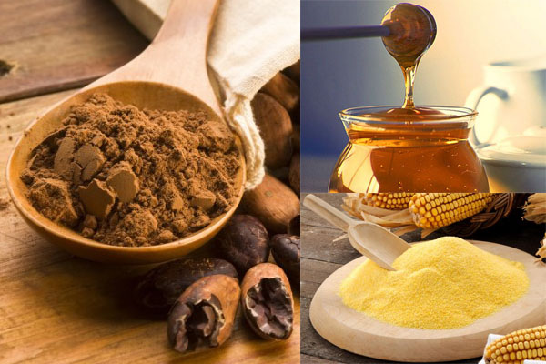 Маска для лица из какао - омолаживающий эффект обеспечен