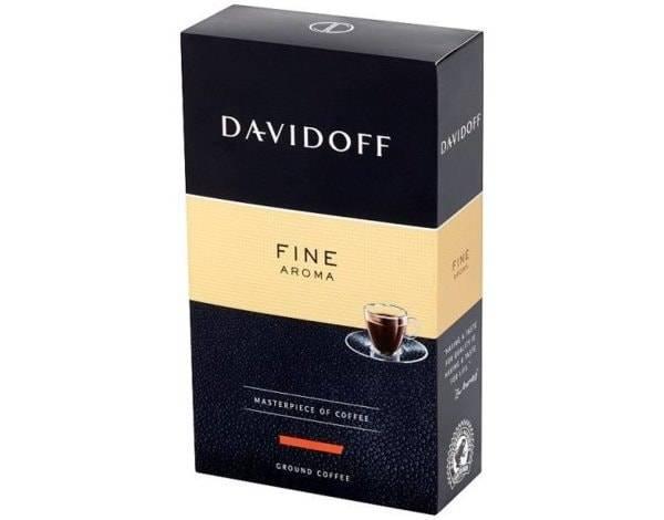 Кофе давидофф файн арома (davidoff fine aroma) растворимый купить с доставкой, цена: 309 ₽, вес: 100 г