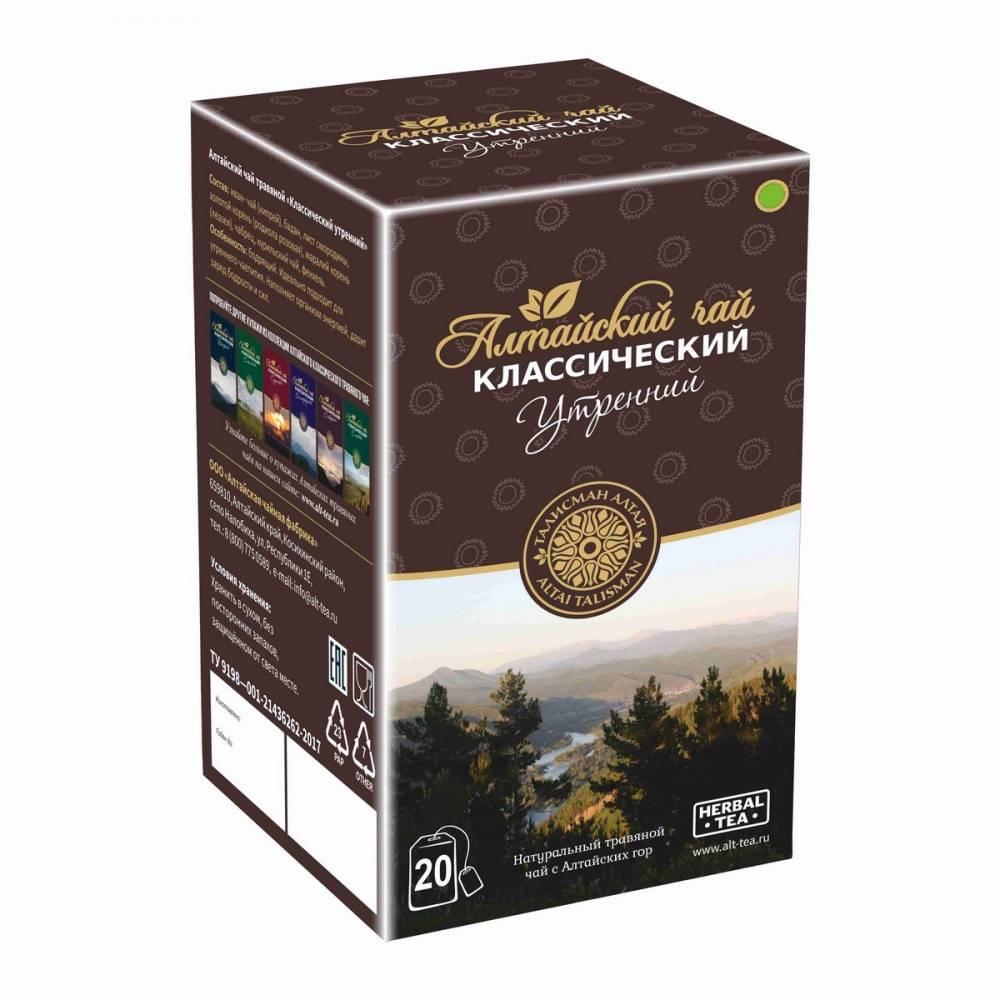 Алтайский чай — природный источник здоровья