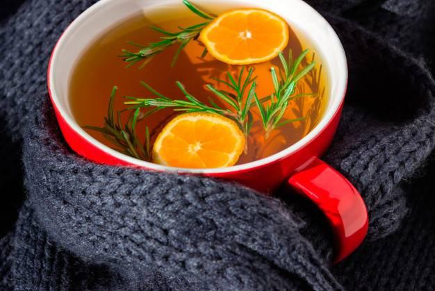 Как заваривать и пить чай с розмарином?