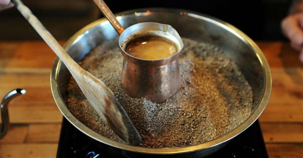 Кофе по восточному – история и традиции, как пить, рецепты, способ приготовления
