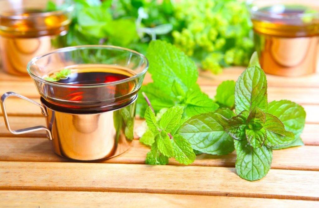 Травяной чай польза и вред травяного чая