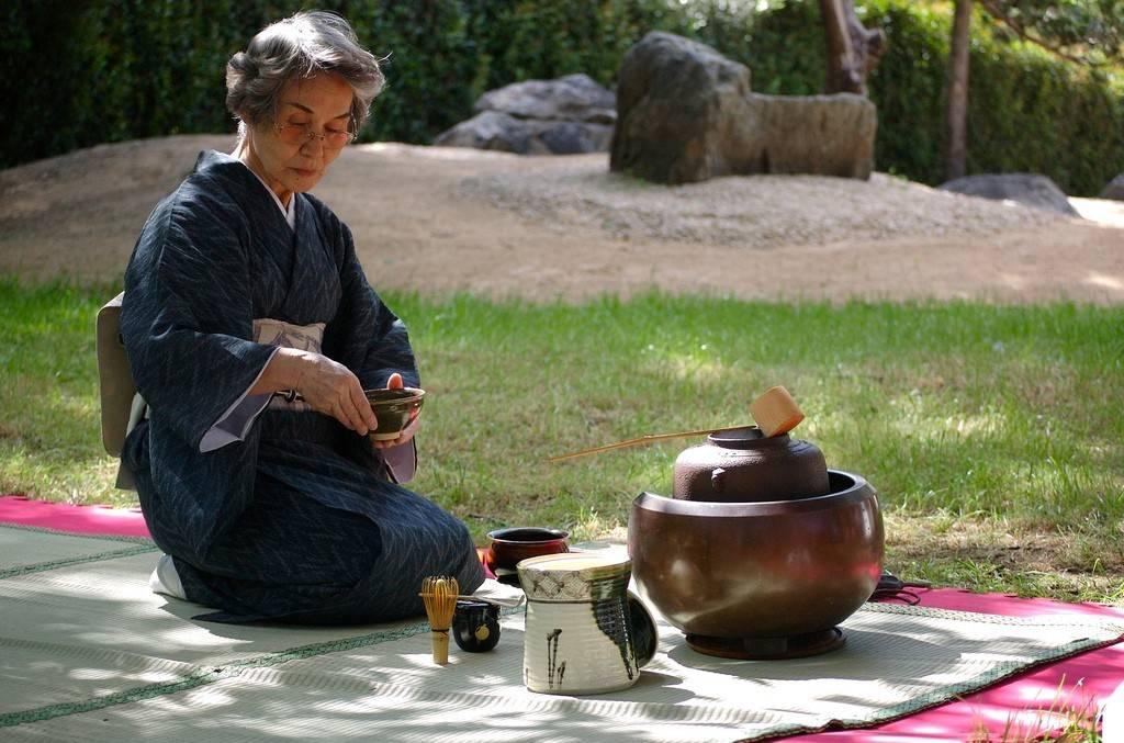 Чаепитие в японии: особенности проведения церемонии