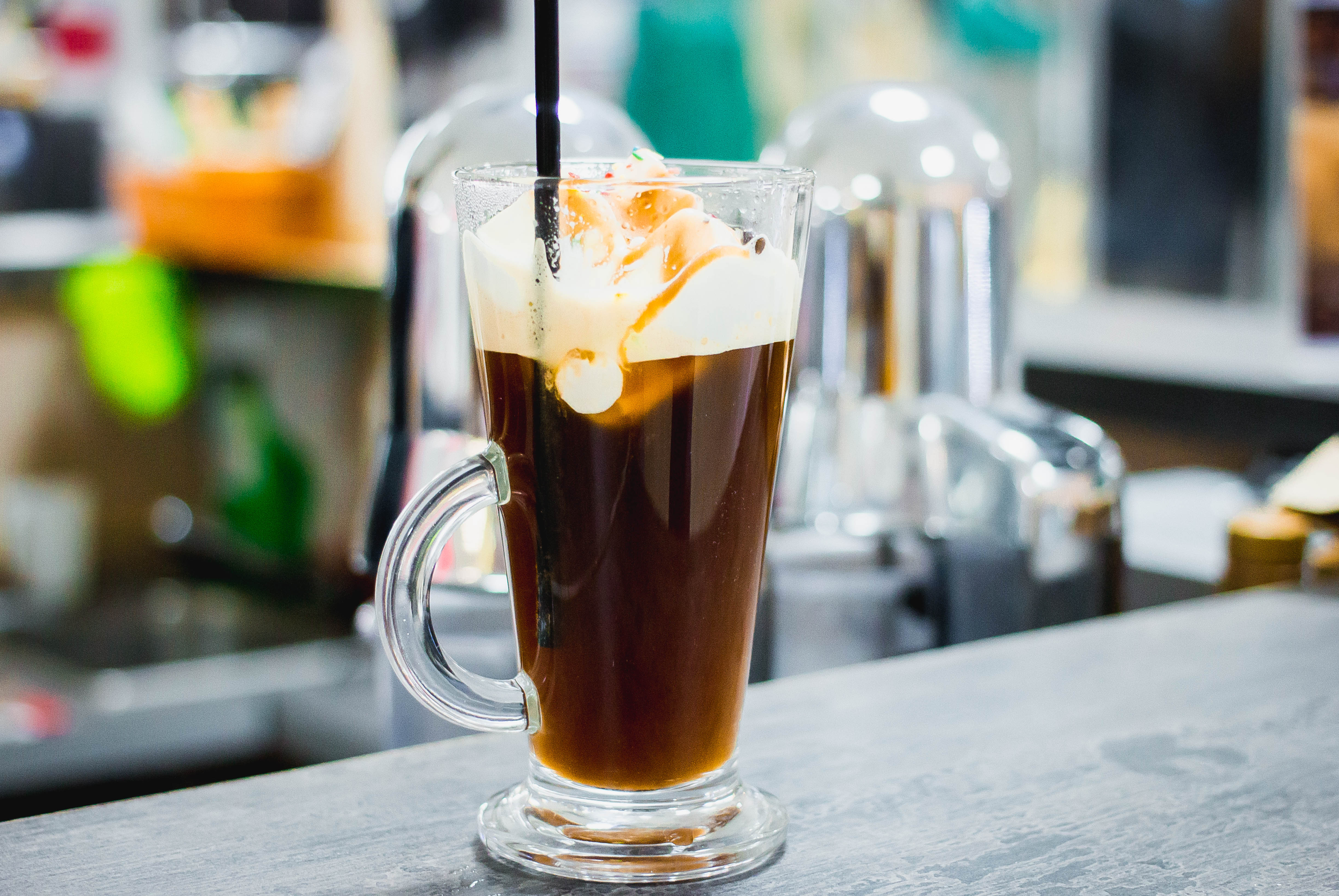 Карамельный сироп для кофе