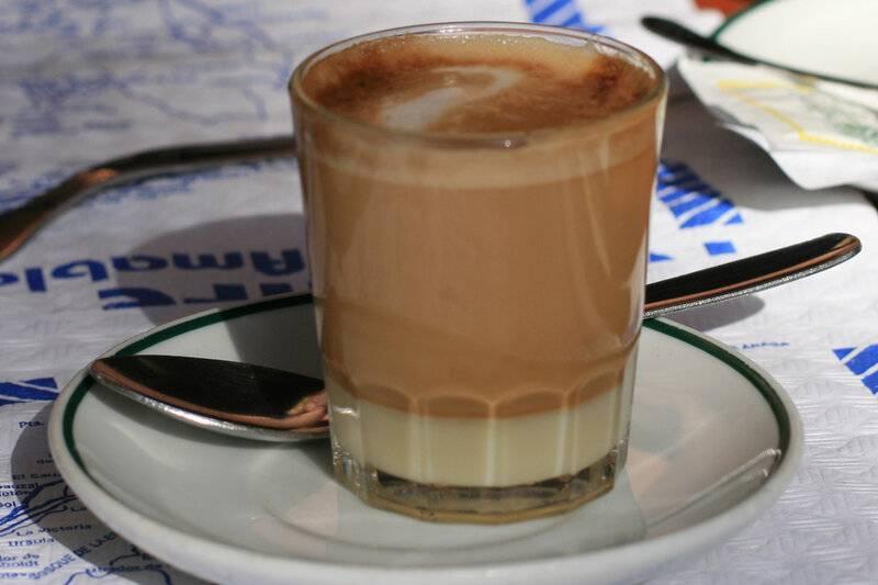 Кофе баракито, или рецепт с Канарских островов