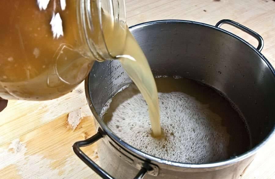 Яблочный квас - пошаговый рецепт быстро и просто от марины выходцевой