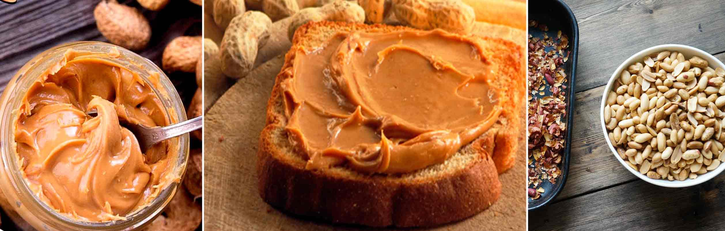 Арахисовая паста - калорийность и свойства. польза и вред арахисовой пасты