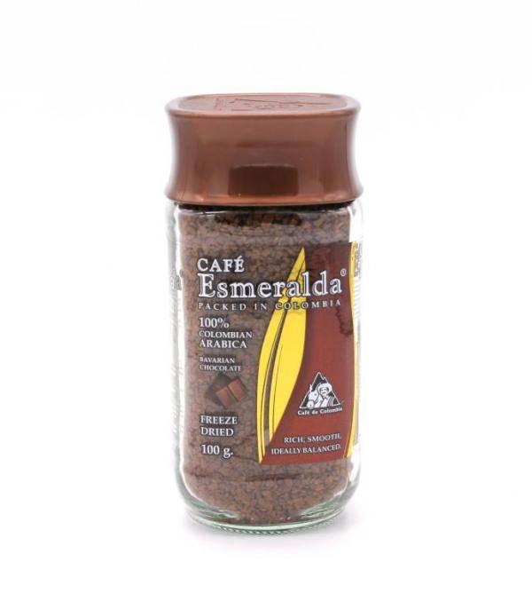 Кофе эсмеральда из 100% колумбийской арабики