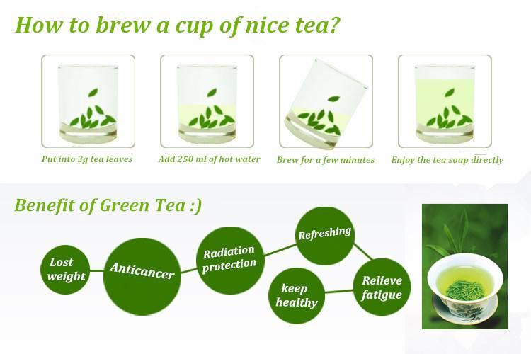 Как правильно заваривать зеленый чай, с чем и как его пить