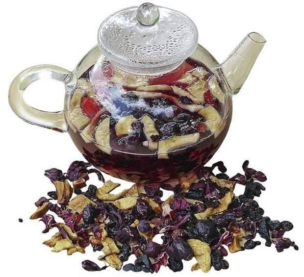 Фруктовый чай – как приготовить в домашних условиях   megapoisk.com