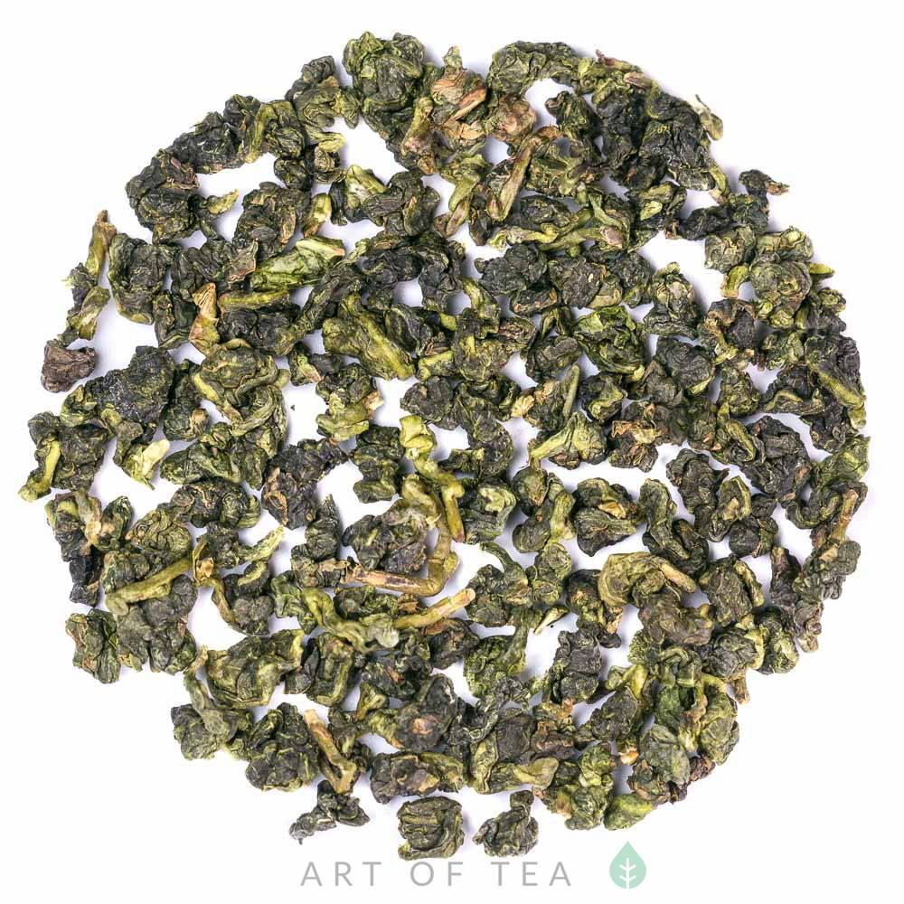Описание чая алишань и как его заваривать