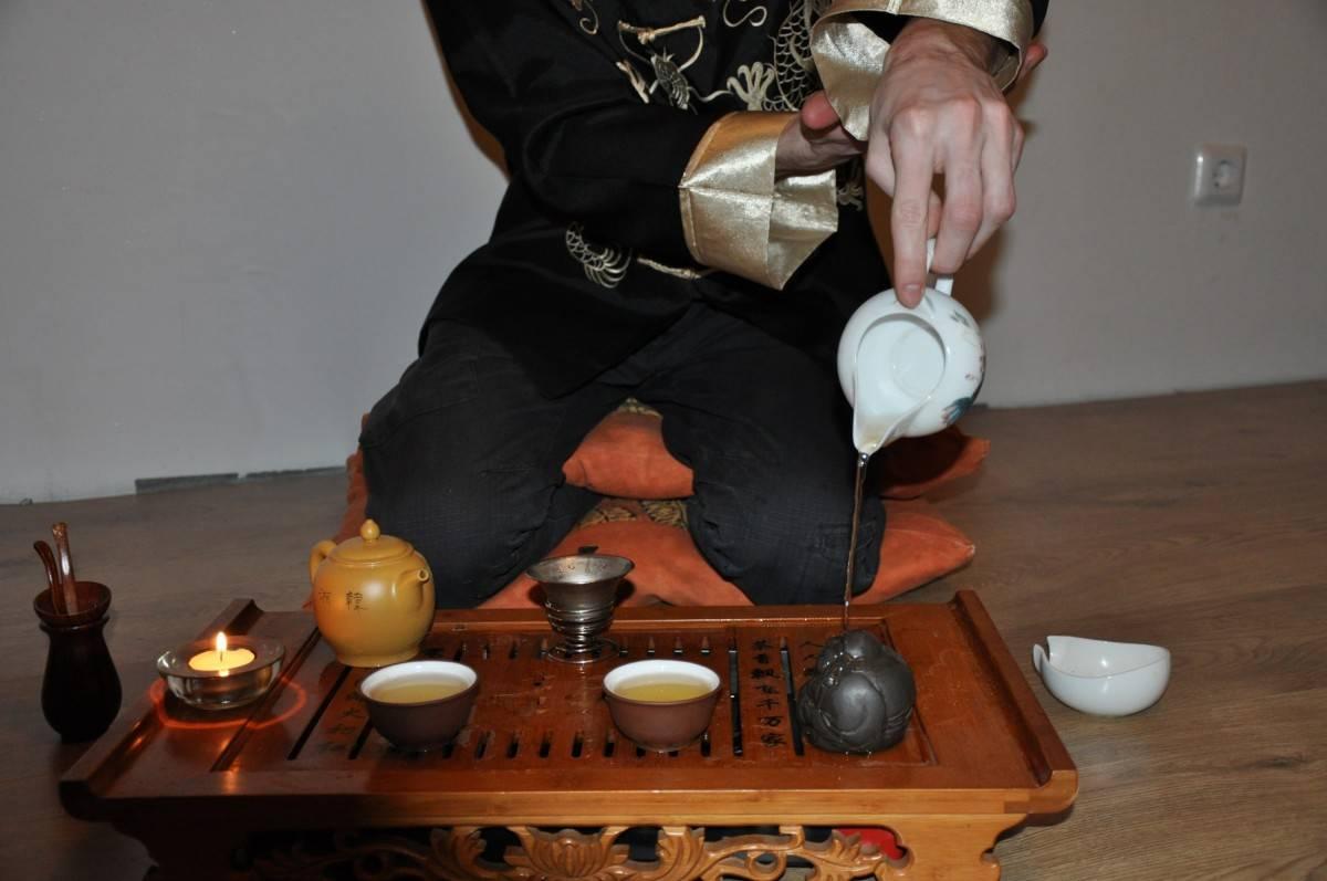 Китайский чай - мифы, легенды, история, факты